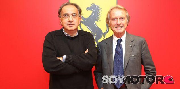 Montezemolo ignora los comentarios de Marchionne - LaF1.es