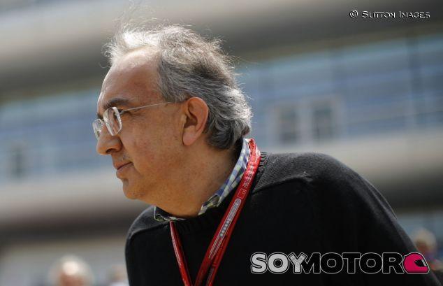 """Marchionne: """"Ferrari necesita involucrarse con la Fórmula E"""" - SoyMotor"""