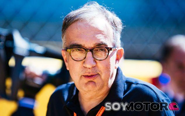 Sergio Marchionne aclarara de nuevo el acuerdo de Ferrari con Haas - LaF1