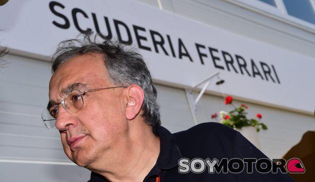 Marchionne permanecerá en Ferrari hasta 2021, según prensa italiana - SoyMotor.com