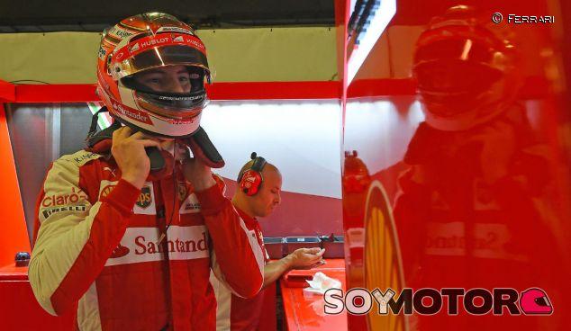 Raffaele Marciello en los test del GP de España 2015 - LaF1