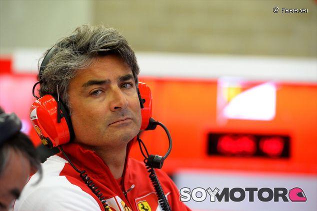 Marco Mattiacci, jefe de equipo de Ferrari - LaF1