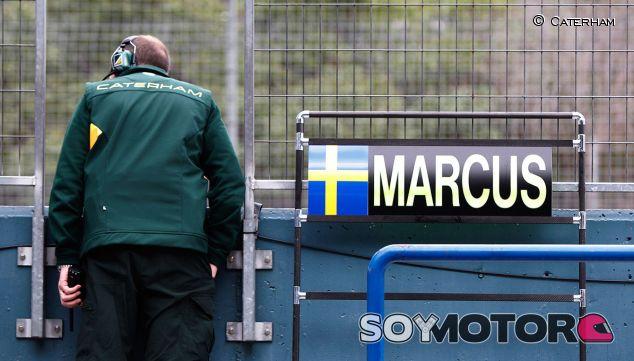 """Ericsson: """"La muerte de Peterson fue un duro golpe para Suecia"""""""