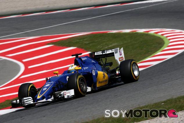 Los dos Sauber se quedan fuera en la Q1 - LaF1
