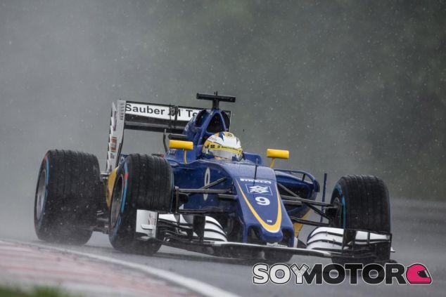 Ericsson saldrá desde el Pitlane tras cambiar el chasis - LaF1