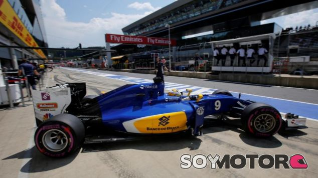 Sauber vuelve a estar al fondo de la parilla - LaF1