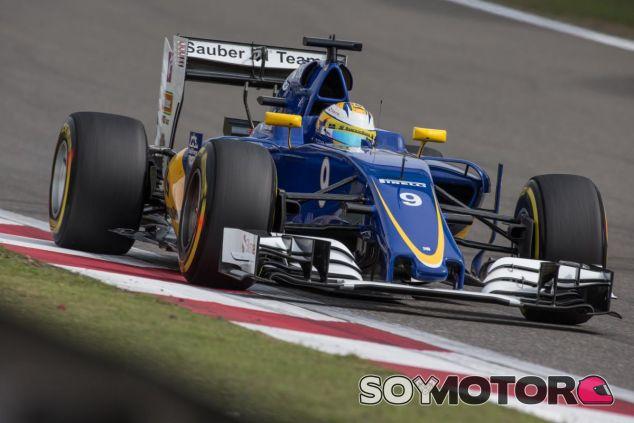 Nasr y Ericsson superan el corte de la Q1 - LaF1
