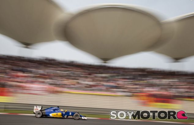 Marcus Ericsson está siendo superior a Nasr esta temporada - LaF1