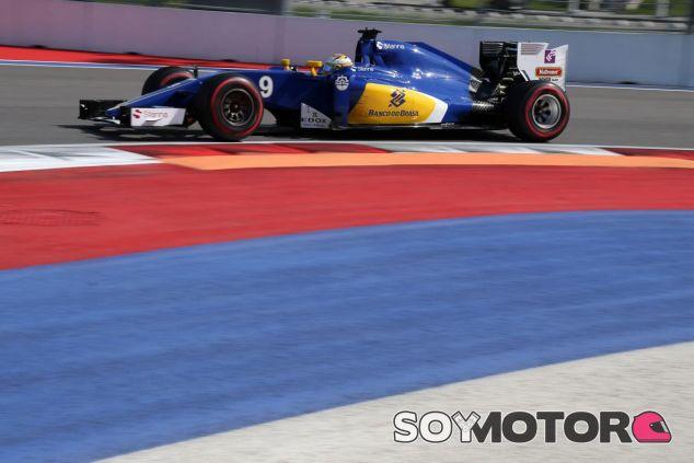 Ericsson saldrá último en el GP de Rusia - LaF1