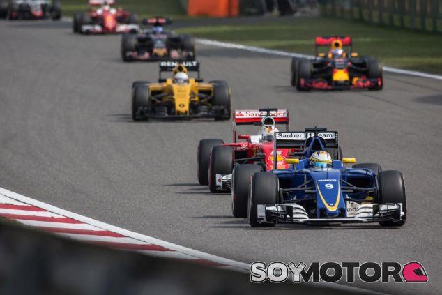 Los dos Sauber se han quedado muy lejos de los puntos - LaF1