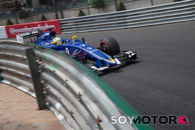 Marcus Ericson en Mónaco - LaF1