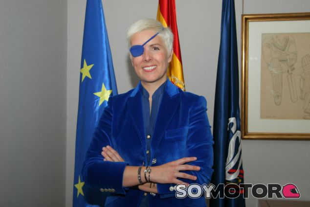 María de Villota - SoyMotor.com