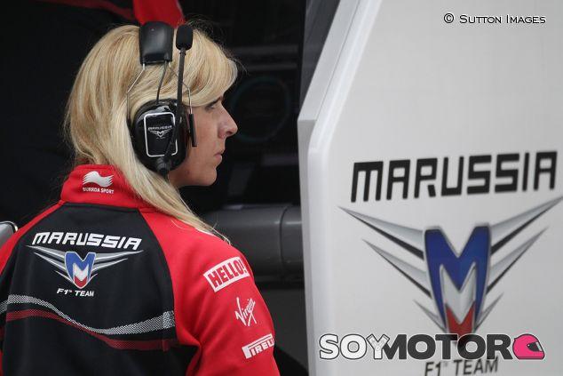 María de Villota - LaF1