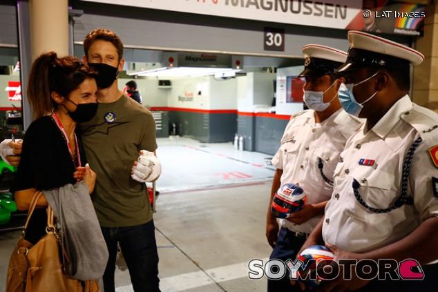 """Ricciardo: """"La mujer de Grosjean apreció mis críticas a las repeticiones"""" - SoyMotor.com"""