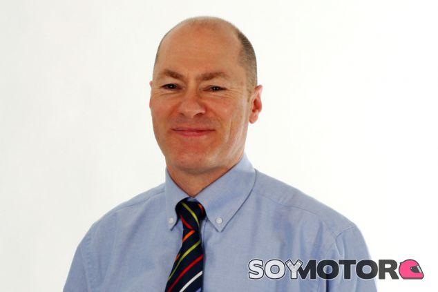 Mark Smith - LaF1