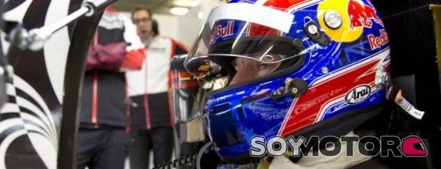 Webber prueba el Porsche de Le Mans
