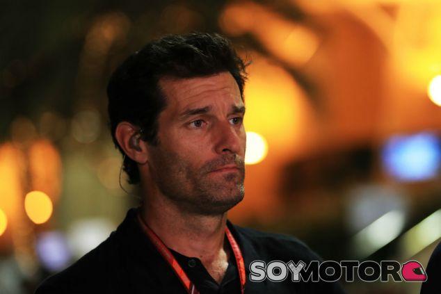 Mark Webber - SoyMotor.com