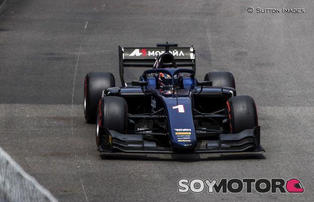 Markelov en Mónaco - SoyMotor.com