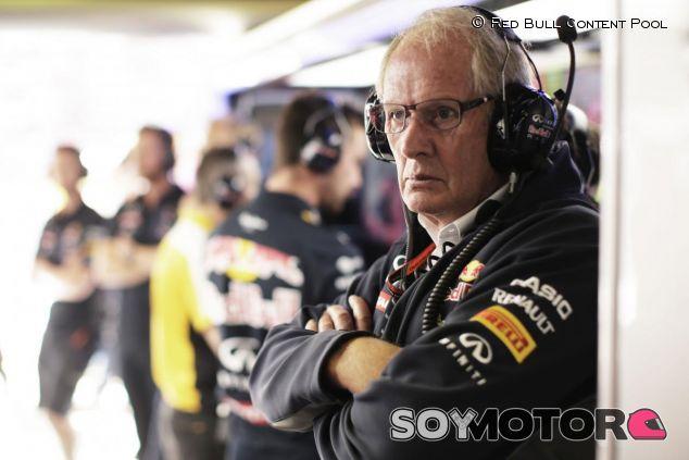 A Helmut Marko no le ha sentado nada bien que Mercedes haya rechazado a Red Bull - LaF1