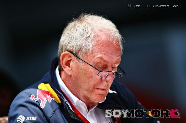 Helmut Marko en Rusia - LaF1