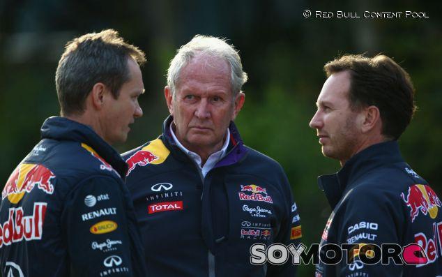 Red Bull es ahora la cuarta fuerza del momento, por detrás de Mercedes, Ferrari y Williams - LaF1