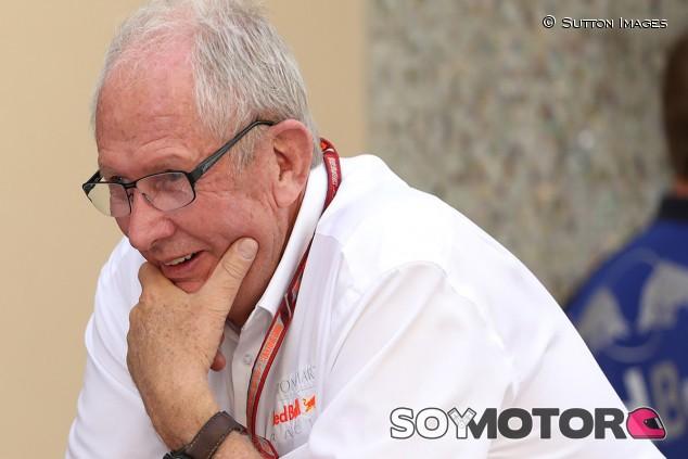 """Marko, orgullo: """"Tenía razón sobre Honda"""" - SoyMotor.com"""