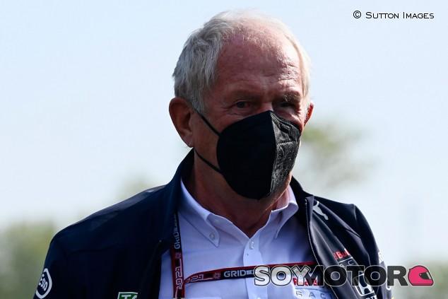 """Marko, enfadado con los track limits: """"Ya perdimos victoria, Pole y vuelta rápida"""" - SoyMotor.com"""