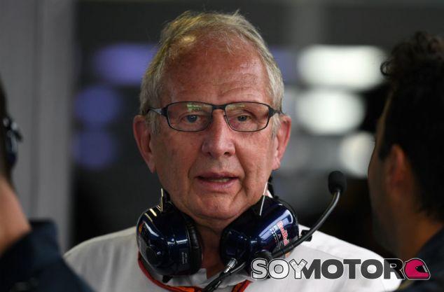 """Marko: """"Red Bull luchará por victorias a partir del GP de Austria"""" - SoyMotor"""