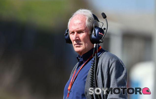 """Marko, preocupado: """"Ferrari está muy fuerte y es muy fiable"""" - SoyMotor"""