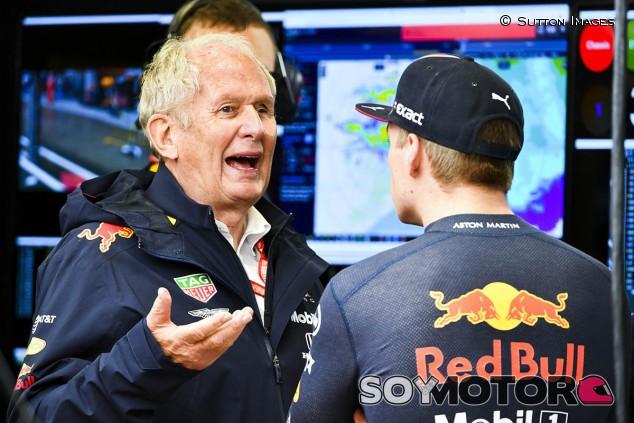 """Marko: """"Sin nuestra ayuda, muchos pilotos no podrían llegar a la F1"""" - SoyMotor.com"""