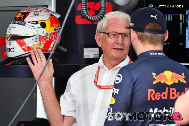 """Marko: """"Tenemos muchas probabilidades de conservar a Verstappen"""" - SoyMotor.com"""