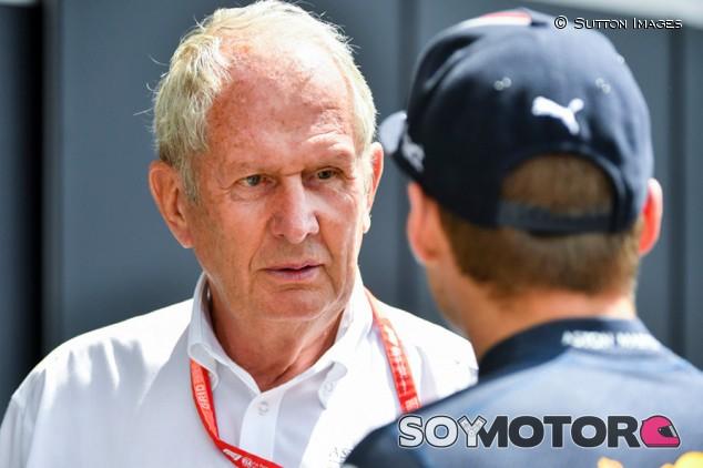 """Marko: """"Leclerc usó a Verstappen de amortiguador en Japón"""" - SoyMotor.com"""
