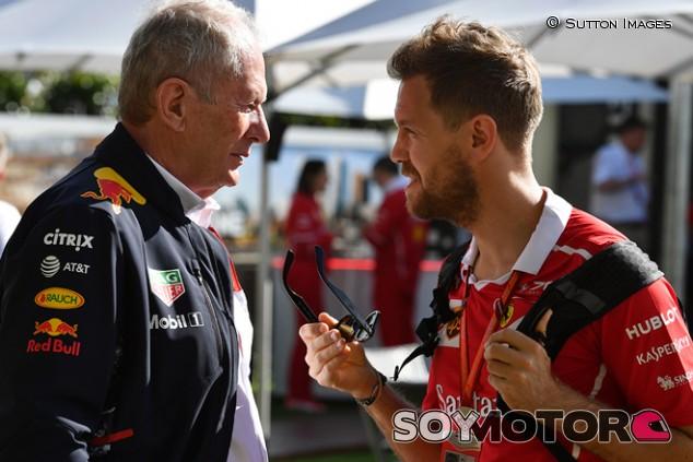 Vettel necesita que le garanticen ganar en 2022, según Marko - SoyMotor.com
