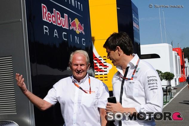 Marko se ríe del sistema de promoción de Mercedes - SoyMotor.com