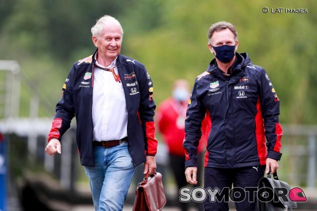 Marko 'recomendó' a Vettel tomarse un año sabático y volver en 2022 - SoyMotor.com