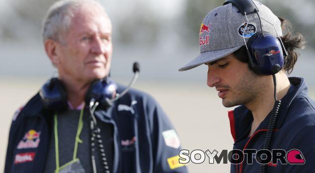 """Marko pide paciencia a Sainz: """"Es el reserva si pasa algo en Red Bull"""" - SoyMotor.com"""