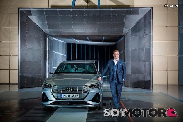 Markus Duesmann, director de Audi - SoyMotor.com