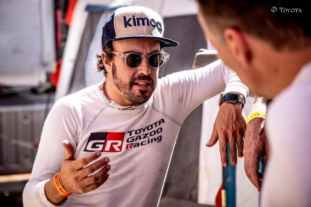Los próximos pasos de Alonso: dos test y una carrera en Arabia Saudí - SoyMotor.com