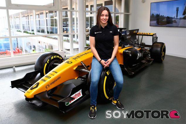 Marta García - SoyMotor