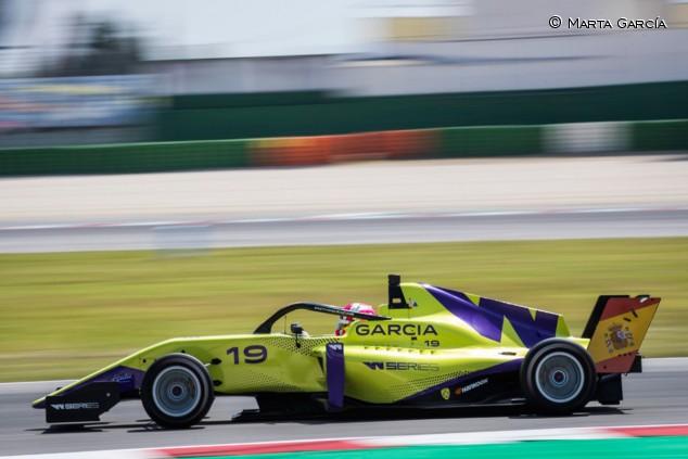 Las W Series experimentarán con la parrilla invertida en Assen - SoyMotor.com
