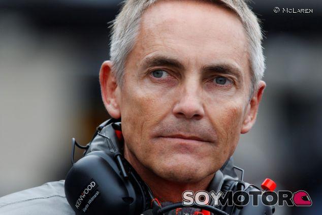 Martin Whitmarsh en su etapa en McLaren - LaF1
