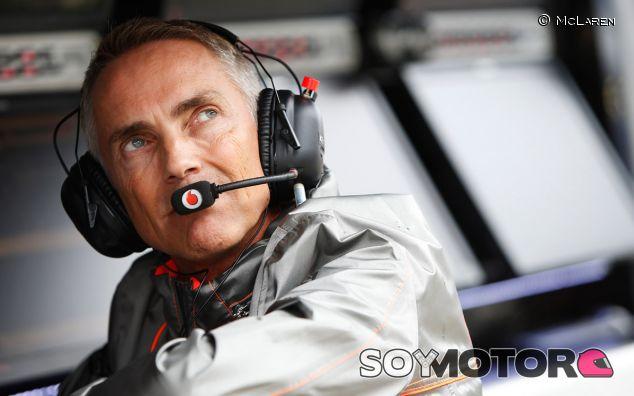 Whitmarsh no cree que sea posible controlar el gasto de la Fórmula 1