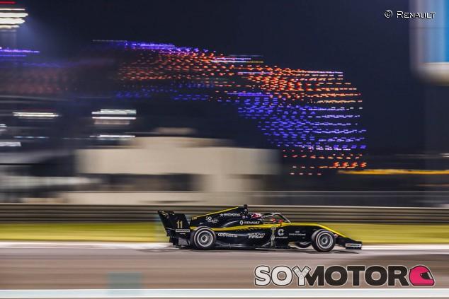 Novena y última Pole de la temporada para Martins en Abu Dabi - SoyMotor.com