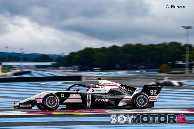 Victor Martins, campeón de la Fórmula Renault Eurocup - SoyMotor.com