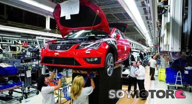 Un 2016 excepcional para la industria del automóvil española -SOyMOtor