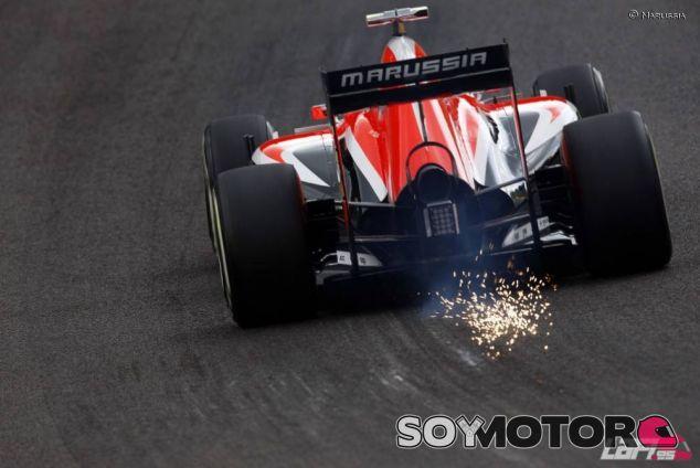 Sauber y Marussia son los clientes de Ferrari - LaF1