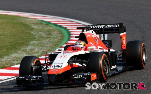 Jules Bianchi en Japón - LaF1