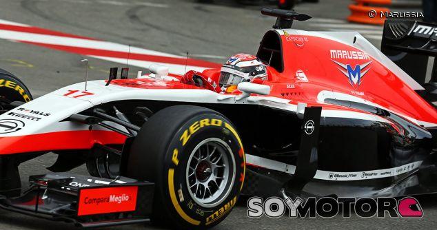 Los puntos de Bianchi podrían dar 22 millones de euros a Marussia - LaF1.es