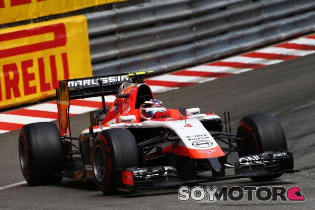 Max Chilton en Montecarlo - LaF1