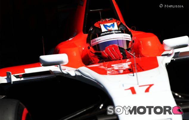 Jules Bianchi en el pasado Gran Premio de Alemania - LaF1